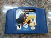 NINTENDO Nintendo 64 Game 007 THE WORLD IS NOT ENOUGH